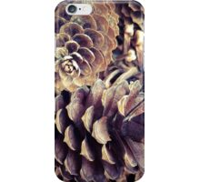 Pine Cones iPhone Case/Skin