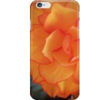 Orange Beauty 2 iPhone Case/Skin
