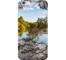 Lake Daylesford iPhone Case/Skin