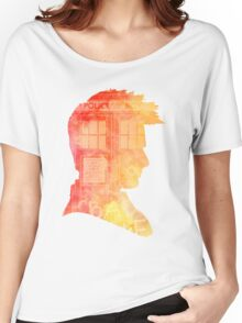 Doctor Who-David Tennant Women's Relaxed Fit T-Shirt