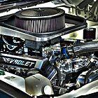 Chevrolet V8 by Christopher Houghton