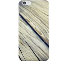 Picnic Table iPhone Case/Skin