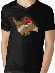 Eeveelution Mens V-Neck T-Shirt