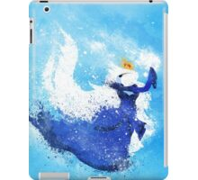 Freeze! iPad Case/Skin