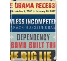 Failed President Obama iPad Case/Skin