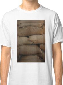 Coffee Time Card © Vicki FerrarI Classic T-Shirt