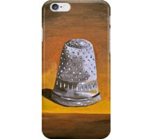 The Thimble  iPhone Case/Skin