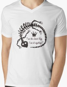 The Lizard King Mens V-Neck T-Shirt