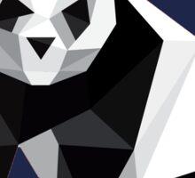 King Panda Sticker