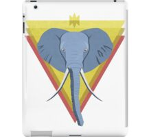 Regal Elephant iPad Case/Skin