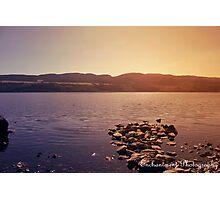 loch ness lake, Scotland Photographic Print