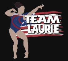 Team Laurie Hernandez - USA (Olympic)  Kids Tee