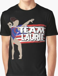 Team Laurie Hernandez - USA (Olympic)  Graphic T-Shirt