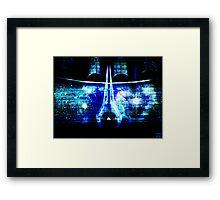 Sword Framed Print