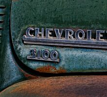 30's Chevy PU by Larry Costales