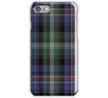 01604 Coutts 75th Tartan  iPhone Case/Skin
