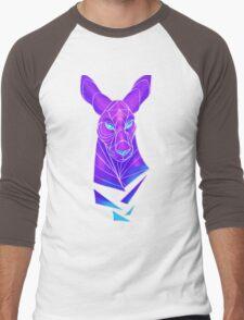 Vector roo midnight marsupial Men's Baseball ¾ T-Shirt