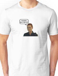 I'm wearing a bulletproof vest - Nicole Haught from Wynonna Earp Unisex T-Shirt
