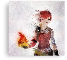 Lilith Canvas Print