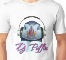 D J Puffin Unisex T-Shirt