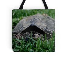 Contentious Common Snapping Turtle Tote Bag