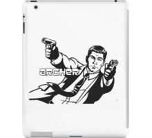 Sterling Archer 'Action Pose'  iPad Case/Skin