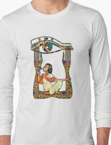 Egyptian Fusion Long Sleeve T-Shirt