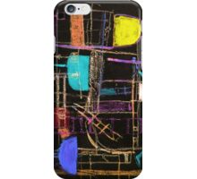Playing in Asnieres 2d iPhone Case/Skin