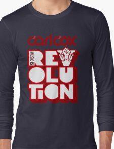 Carl Cox ~ Music is Revolution ~ Long Sleeve T-Shirt