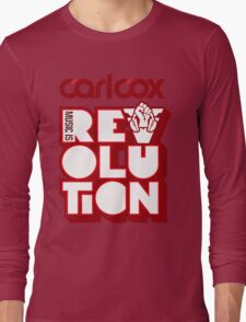 Carl Cox ~ Music is Revolution ~ Long Sleeve T-Shirt