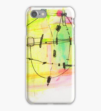 Sub Time Machine  iPhone Case/Skin