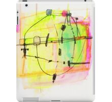 Sub Time Machine  iPad Case/Skin