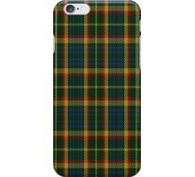 01590 Arkansas (Unofficial) District Tartan  iPhone Case/Skin