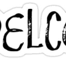 delco Sticker