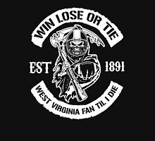 Win Lose or Tie est 1891 West Virginia - West Virginia Shirt Unisex T-Shirt