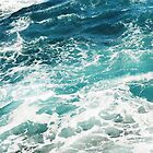 Blue Ocean Waves  by AlexandraStr