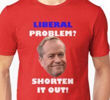 Shorten it Out Unisex T-Shirt