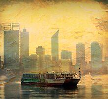 Golden Morning... by GerryMac