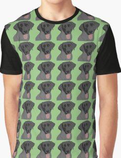 Black Lab Graphic T-Shirt