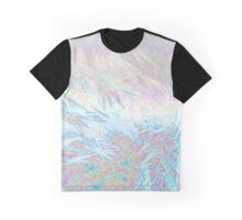 Databent Hair Pattern Graphic T-Shirt