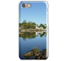 Little Tree WIth a Reflection View iPhone Case/Skin