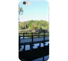 Curved Boardwalk iPhone Case/Skin
