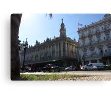 Havana 10 Canvas Print