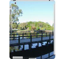 Curved Boardwalk iPad Case/Skin