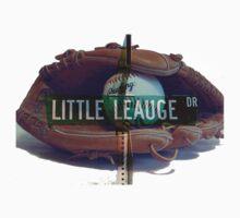 Little Leauge Drive (misspelled) Kids Tee