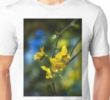 Light on the Flowers Unisex T-Shirt