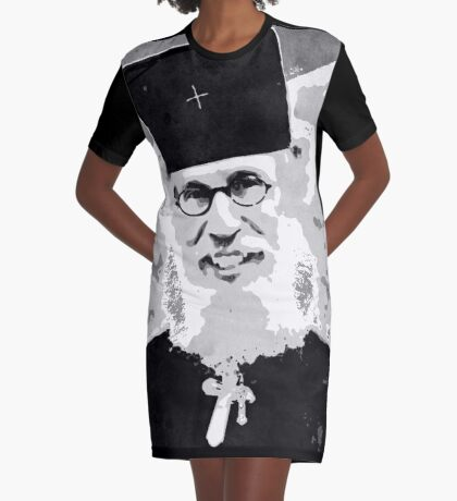 Brother Nathanael Graphic T-Shirt Dress