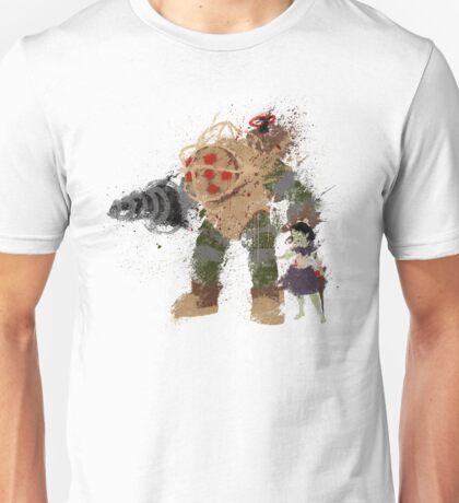 Mr.Bubbles Unisex T-Shirt