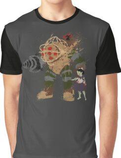 Mr.Bubbles Graphic T-Shirt