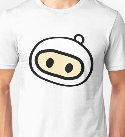 Bomberman Head Unisex T-Shirt